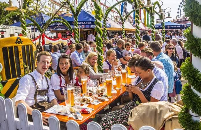 Oktoberfest, Munique - Alemanha