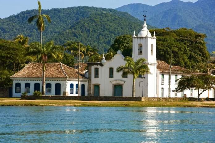 Paraty é um dos destinos baratos para viajar em junho de 2020