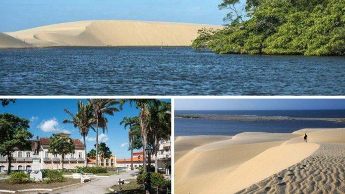 Rota das Emoções - Nordeste Brasil