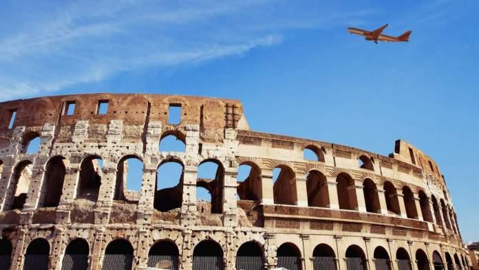 Viagem para Roma - Itália
