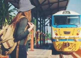 Viagens de trem no Brasil