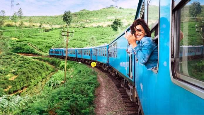 Viagens de trem pelo Brasil