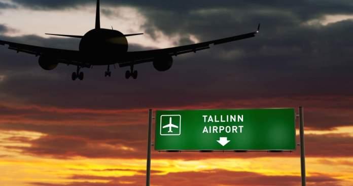 Aeroporto de Tallin, Estônia