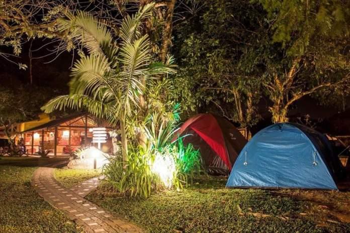 Aldeia do Bambu Camping - Rio de Janeiro