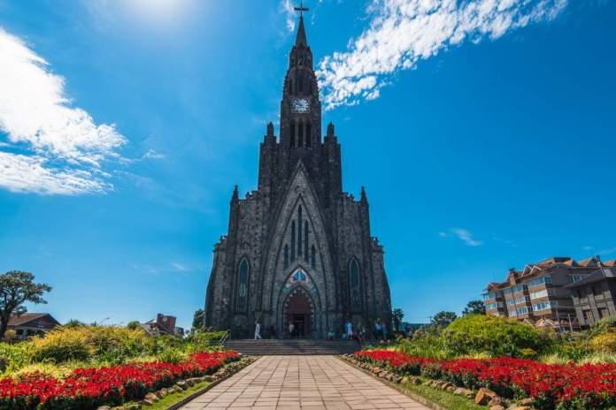 Catedral de Pedra em Canela - Rio Grande do Sul