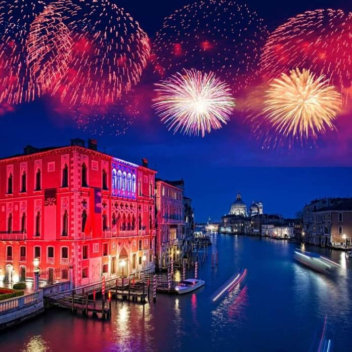 Festa del Redentore, em Veneza, ìtália