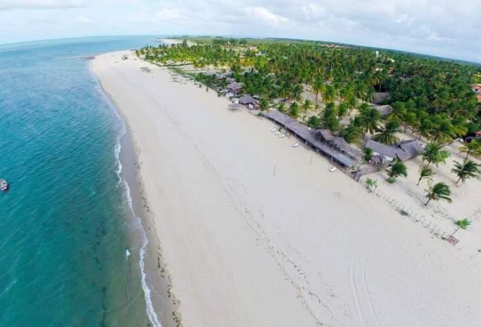 Luís Correa no Piauí é mais uma parada das Rota das Emoções para curtir belas praias