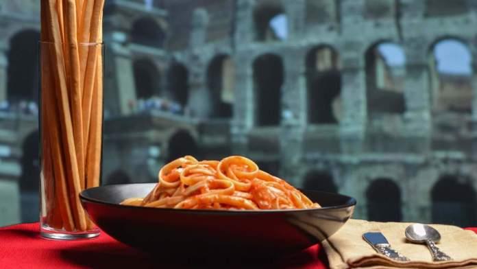 macarrão italiano