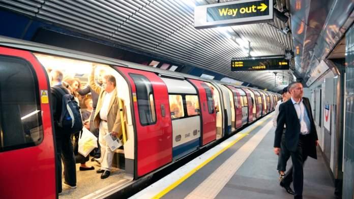 Metrô de Londres - Inglaterra