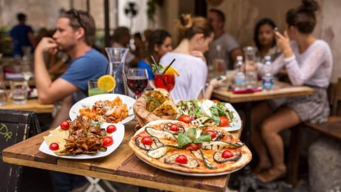 Restaurantes em Roma - Itália