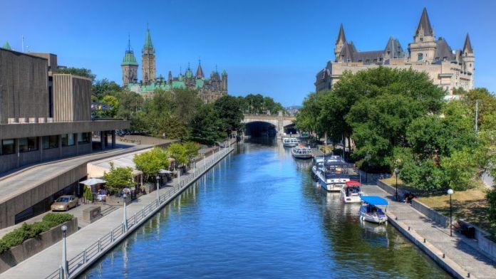 Canal Rideau Ottawa [Foto: Canva]