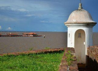 Guarita da fortaleza de São José do Macapá - [Foto: pt.m.wikipedia.org]
