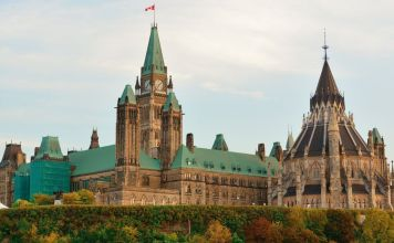 Parliament Hill Ottawa [Foto: Canva]