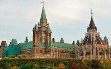 Parliament Hill Ottawa [Foto: Canva]