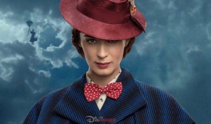 Resultado de imagen para El Regreso de Mary Poppins
