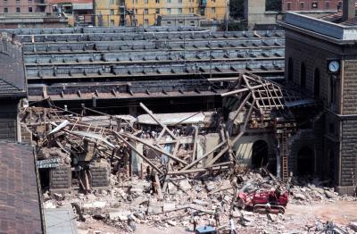 Stazione di Bologna 2 agosto 1980