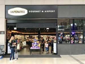 Imperatriz-Gourmet Airport