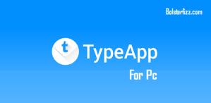 TypeApp Mail on PC