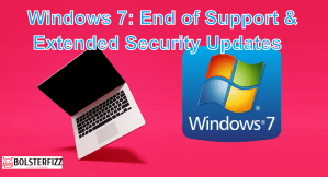 Windows 7: End of Support