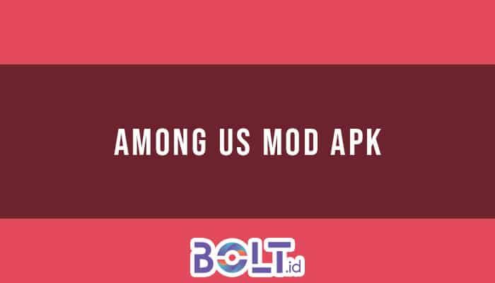 among us mod apk