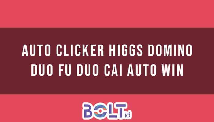 Auto Clicker Higgs Domino