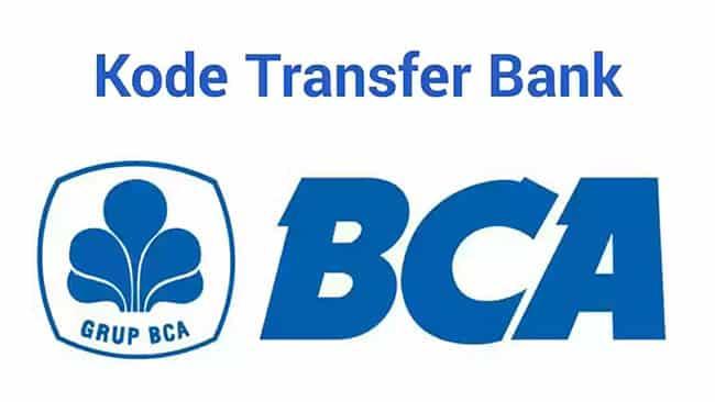 Kode Bank BCA