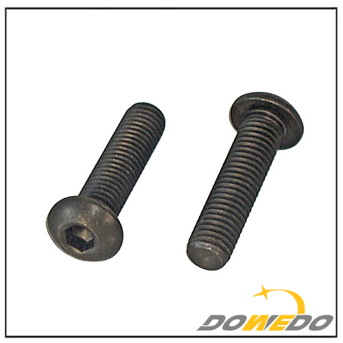 Button Socket Head Hex Bolt