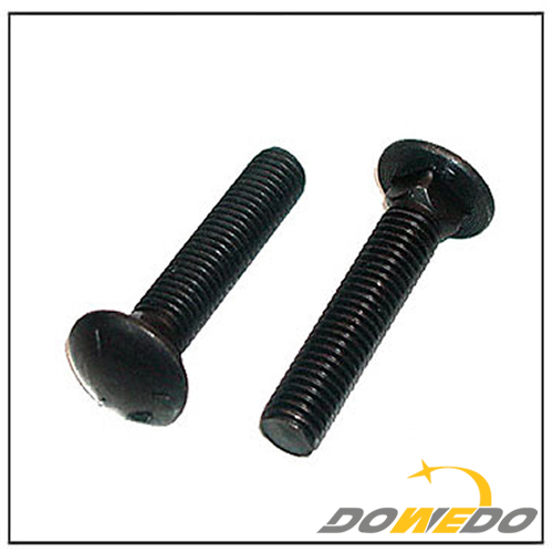 Dome Head Grade 5 Carriage Bolts