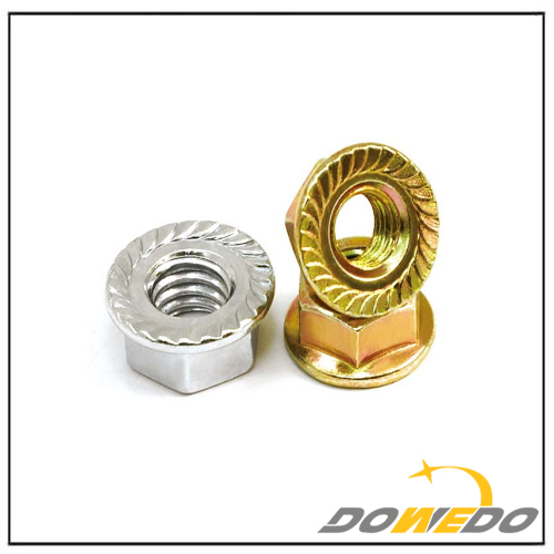 Stainless Steel Flange Nut Hardware