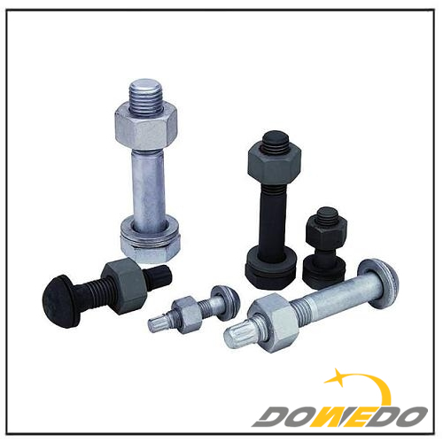 High Tensile Hex Head Bolt DIN 931, DIN 933