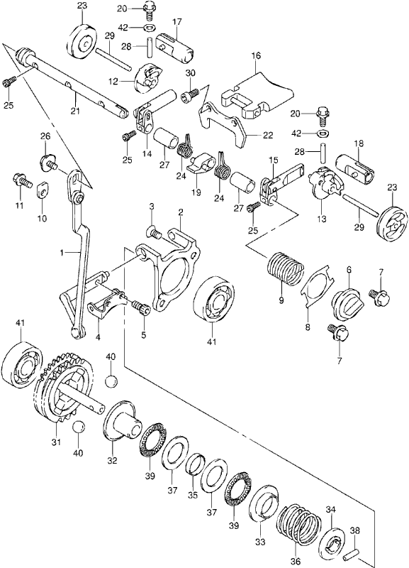 110 Suzuki Dr Engine Diagram. Suzuki. Auto Wiring Diagram