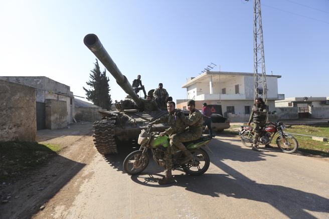 Edlib, Siria
