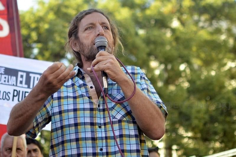 """""""Colo"""" De Isasi critico el """"lockout"""" del campo y los acusó de atentar contra la sociedad"""