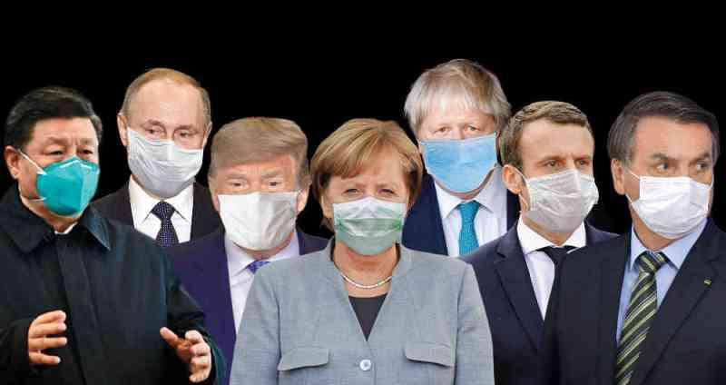 Resultado de imagen para el mundo despues del coronavirus