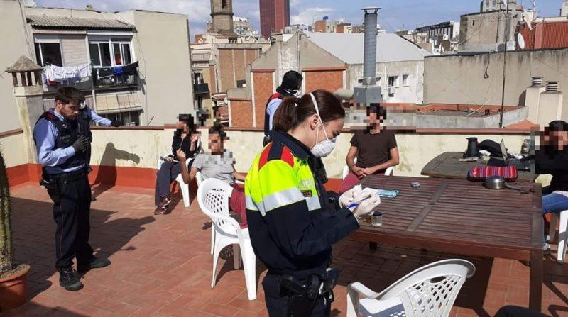 DENÚNCIA PÚBLICA ANTE LA VIOLENCIA POLICIAL EN EL ESTADO DE EMERGENCIA EN BARCELONA – La otra Andalucía