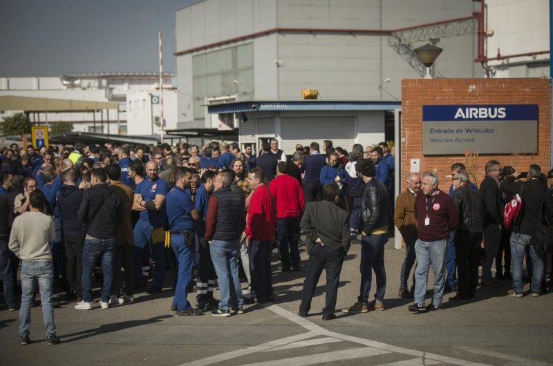 El 41% de los despidos en AIRBUS se producirán en Andalucía – La otra Andalucía