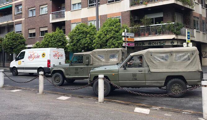 """El Gobierno ha hecho """"agentes de la autoridad"""" a los militares durante el estado de alarma – La otra Andalucía"""