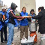 Argentina. Realizarán ollas populares y locros para impulsar el proyecto del impuesto a las grandes fortunas