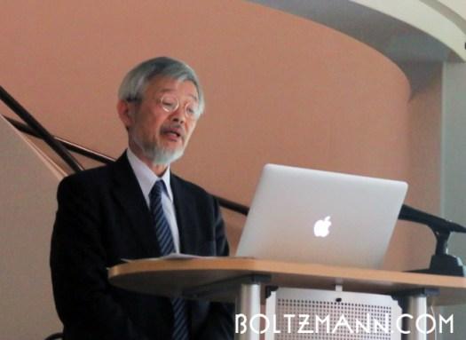 Masato Wakayama, Executive Vice-President & Trustee, Kyushu University, Distinguished Professor of Mathematics