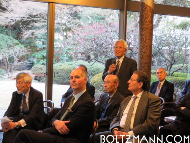 9th Ludwig Boltzmann Forum, Embassy of Austria in Tokyo, 16 March 2017