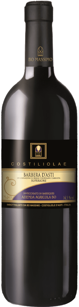 Barbera Superiore DOCG