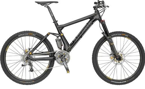 Scott Genius Limited 2010 Bike ,Bicycle