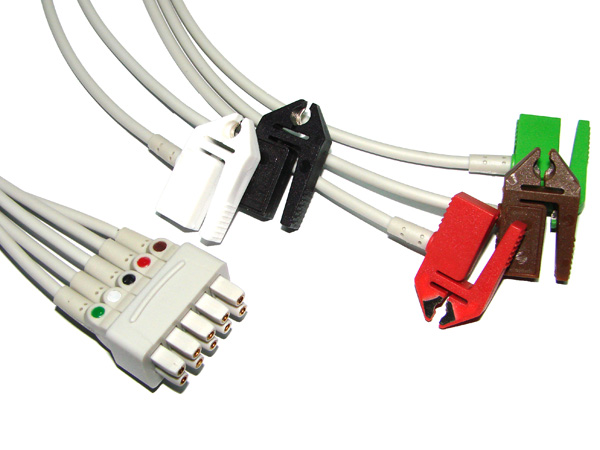 Ecg Lead Wires And Cables