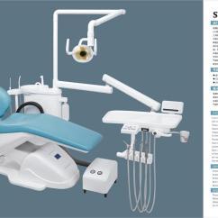 Portable Study Chair Stoppers Plastic Dental Unit(dental Equipment ) ,dental Uni T,dental