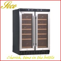 Side by side Built in Wine Cooler cabinet ,wine cabinet
