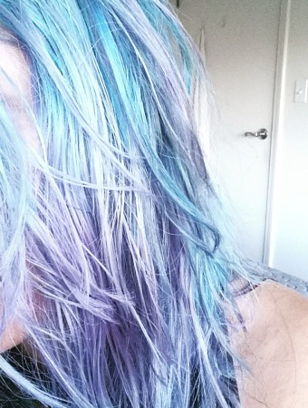 How to Get Mermaid Hair