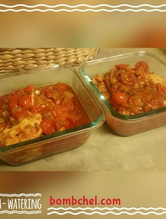 Tomatillo Chile Chicken (Pressure Cooker Recipe)