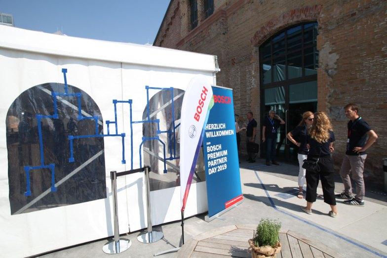 Bosch Stuttgart Premium Partner Day, Wagenhallen 2019