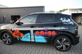 Volkswagen T-Cross (not Kriss Kross), 2019
