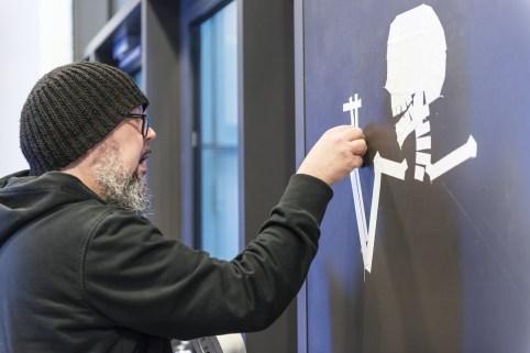 """TapeArt Event auf der Formnext in Frankfurt mit Helge """"Bomber"""" Steinmann"""